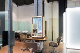 hair salon interior design eleni tsubu